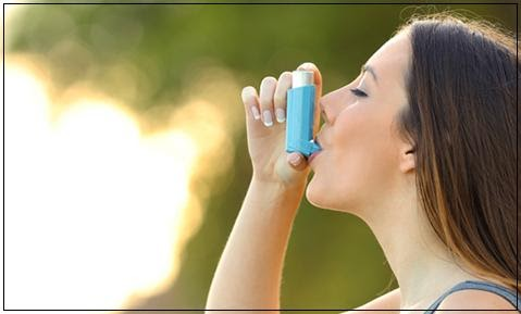 Relieves Symptoms of Allergic Asthma