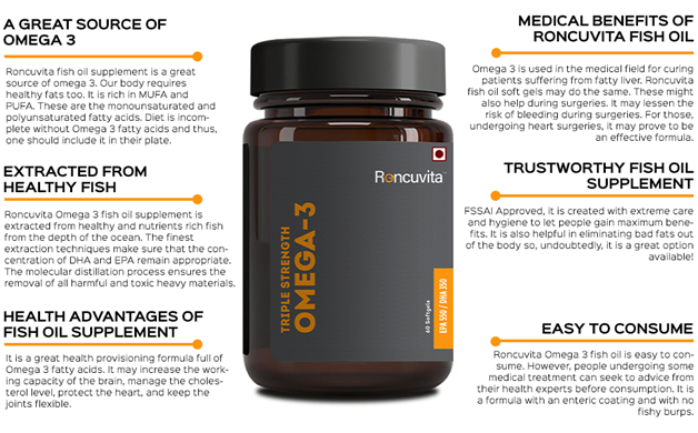 Rich Source of Omega 3