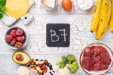 What foods contain Biotin