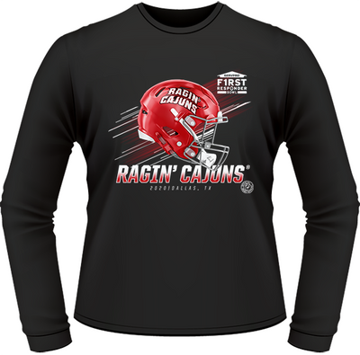2020 LOUISIANA RAGIN' CAJUNS LONG SLEEVE