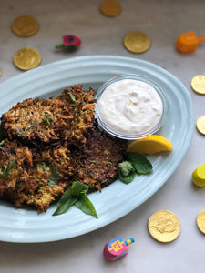Our Favorite (Non)Traditional Latkes