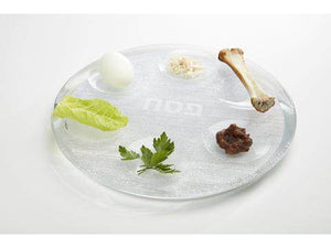 Acrylic Passover Plate