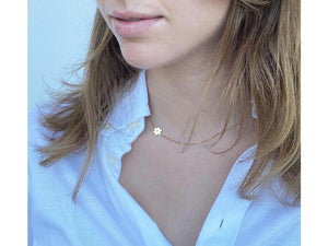 Star of David Necklace - Classic Necklace - With Diamond