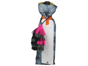 Reusable Wine Bag with Tassel