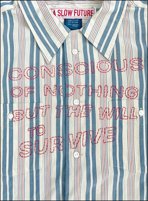 Vintage Conscious of Nothing Shirt