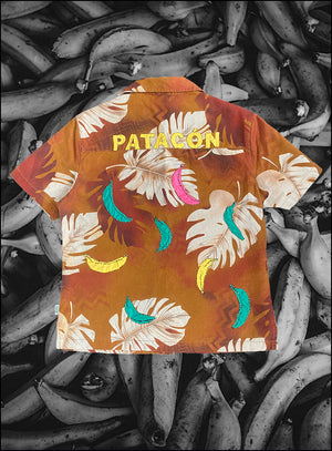 Vintage Tropical Plantains Shirt