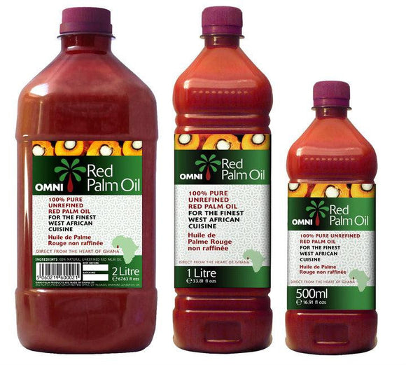 Red Palm Oil Manteca de Corojo: Santo Products