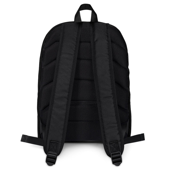 THINK DIFFERENTLY BLACK BACKPACK