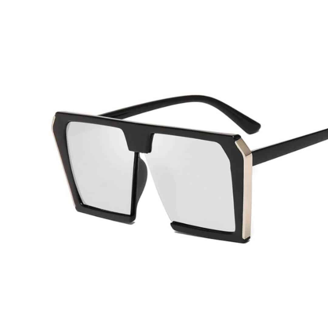 Double Beam Fashion Sunglasses