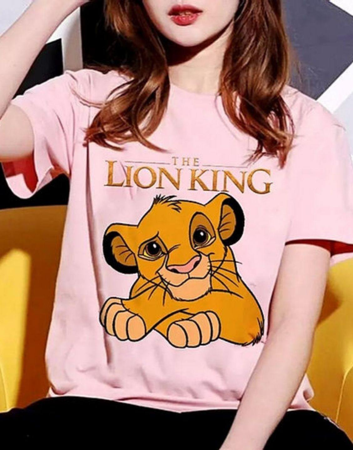 Lion King Aesthetic T-Shirt