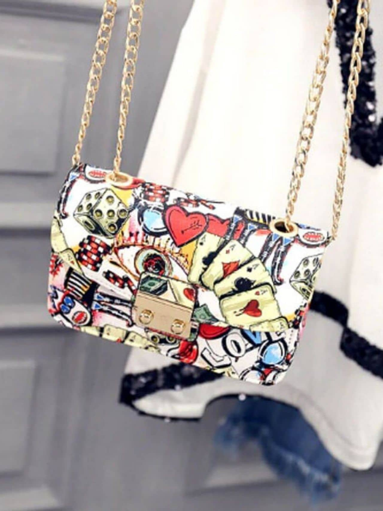 New Fashion Shoulder Chain Bag