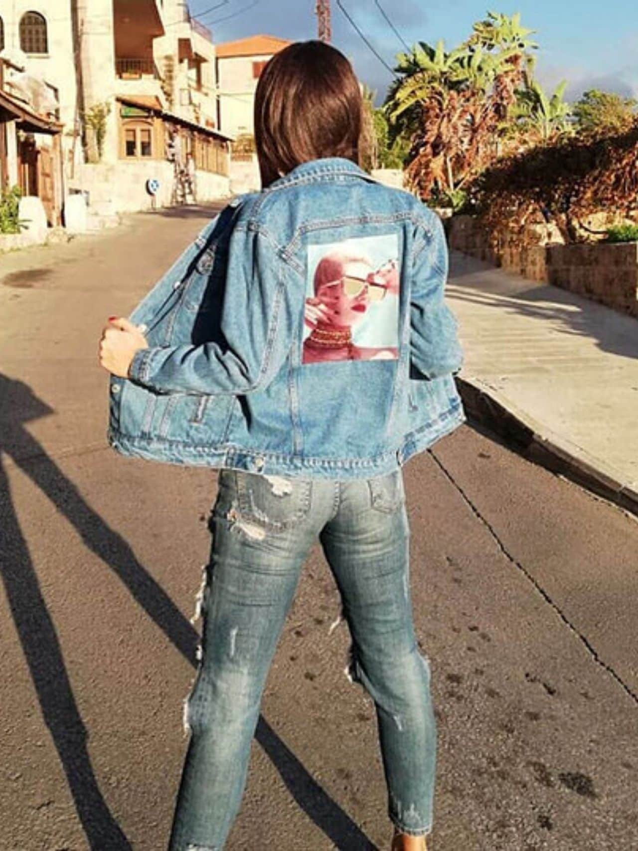 Stylish Jeans Jacket