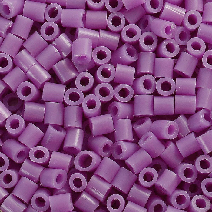 2,000 Purple Fuse Beads 5 x 5mm Iron Together Fusion Beads