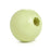 600 Pastel Green Round Wood Beads Bulk 10mm with 2.5mm Hole