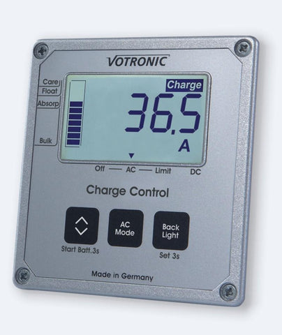 Votronic LCD-Charge Control S (nur für Battery Charger Baureihe Triple)