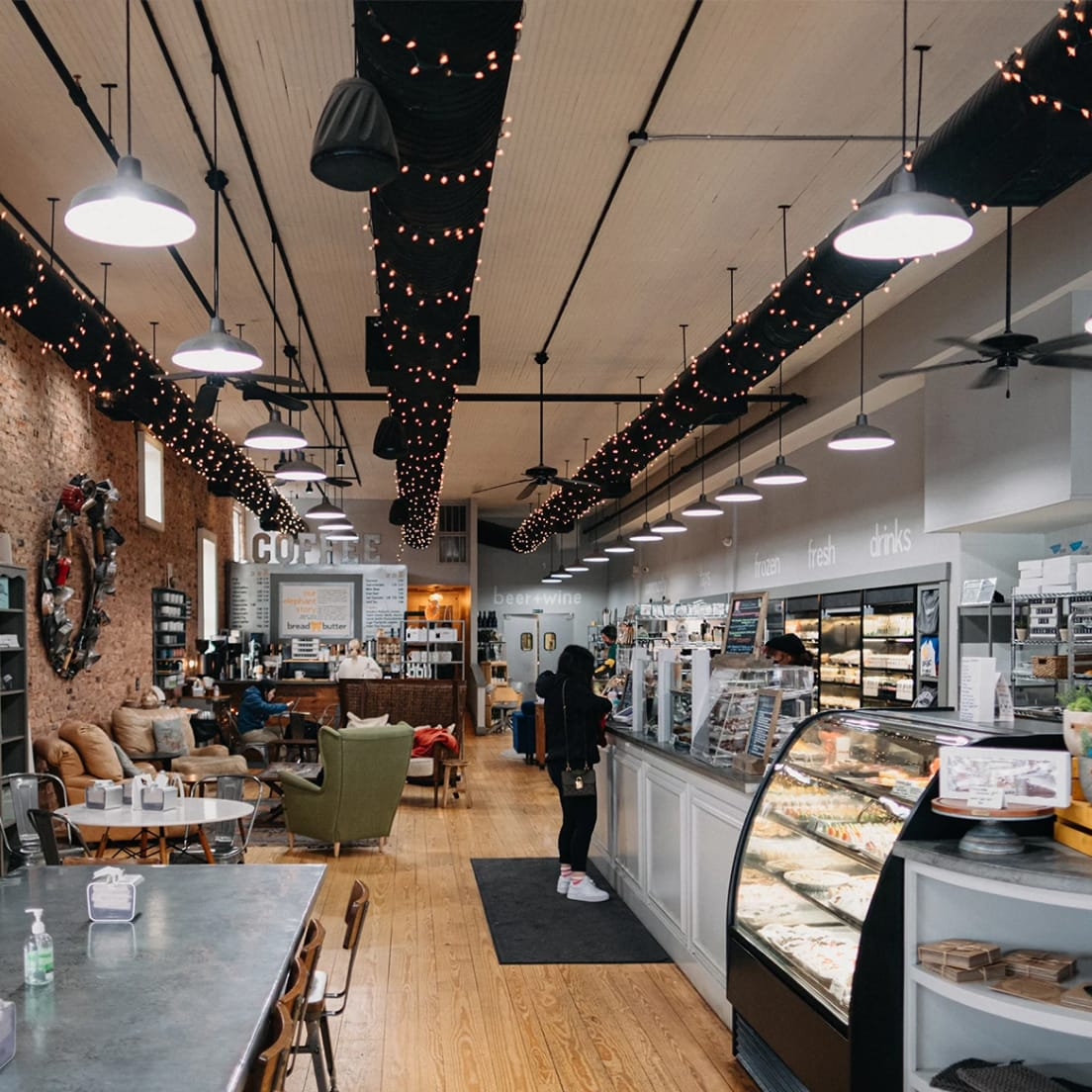 Photo of Bread and Butter's store interior