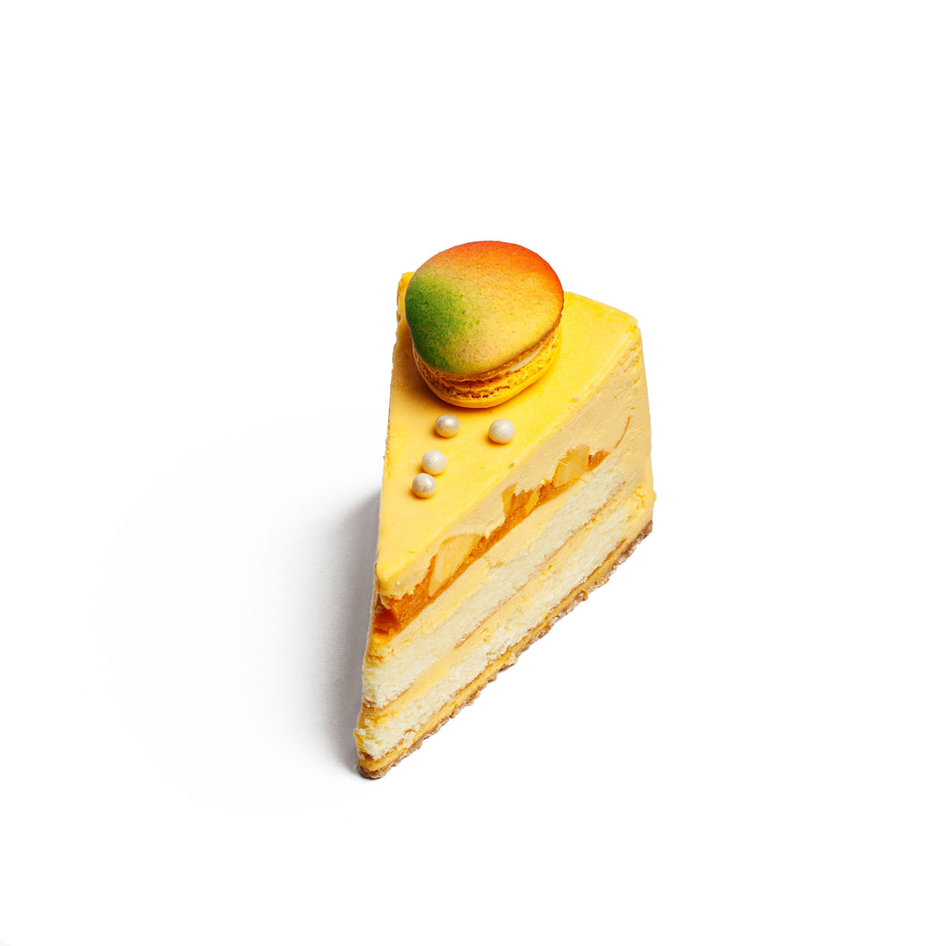 24K Mango Cheesecake (Slice)