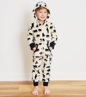 Youth Fleece Jumpsuit