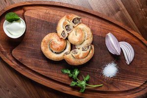 Frozen Beef and Onion Burek
