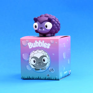 "Bubbles ""Grape"" By The Bots"