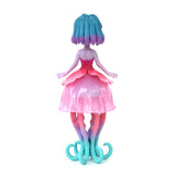 "Ellie The Jellyfish Princess ""OG Pink"" By MJ Hsu"