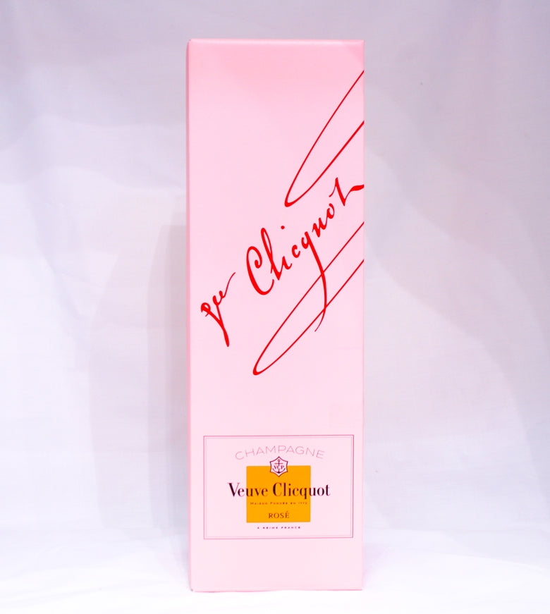 Veuve Clicquot Brut Rose - Gift Box - 750ml