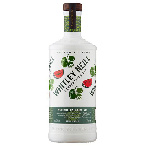 Whitley Neill Watermelon & Kiwi Gin - 700ml