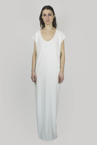 Chloe Maxi Dress - White
