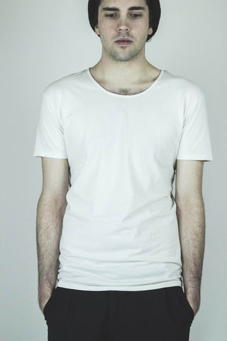 Unisex Crew Neck T-Shirt - White