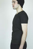 Unisex Crew Neck T-Shirt - Black