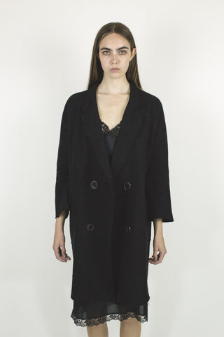 Yael Oversized Wool Coat