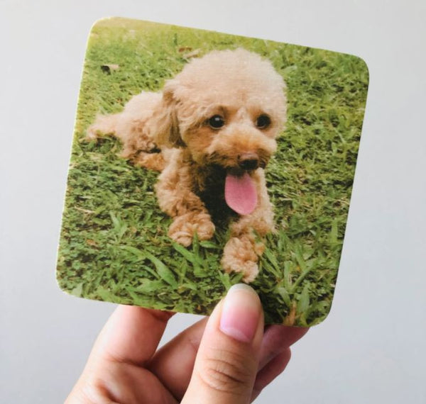 Custom Photo Coaster Print