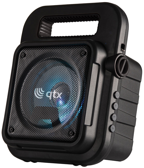 QTX EFFECT: - Portable Bluetooth Party Speaker