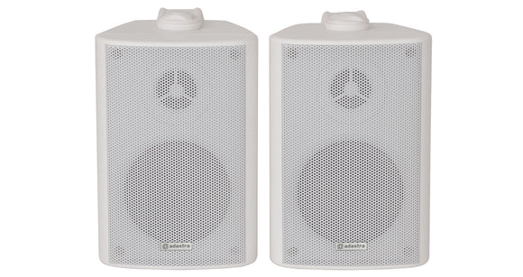 ADASTRA BC3-W - Pair Stereo Background Speakers 3