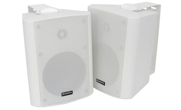 ADASTRA BC5-W - Pair Stereo Background Speakers 5.25