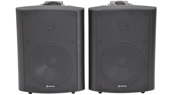 ADASTRA BC6-B - Pair Stereo Background Speakers 6.5