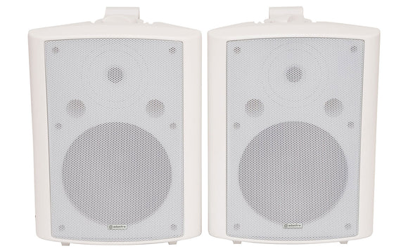 ADASTRA BC8-W - Pair Stereo Background Speakers 8