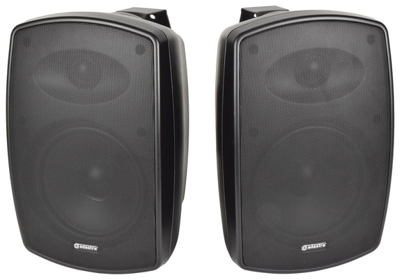 ADASTRA BH6-B - Pair Indoor / Outdoor Background Speakers 6.5