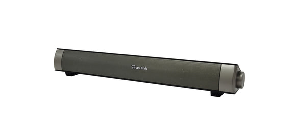 AV:LINK ATOM - 2.0 Channel Rechargeable Mini Bluetooth Soundbar
