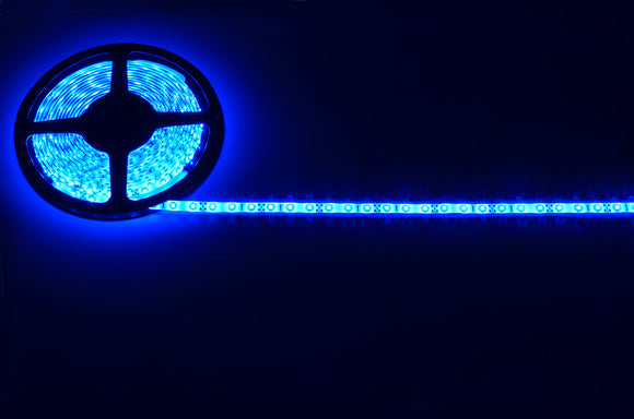LYYT DIY-B60 - 5m DIY LED tape kit - single colour Blue