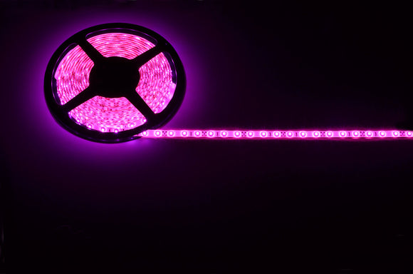 LYYT DIY-PK60 - 5m DIY LED tape kit - single colour Pink