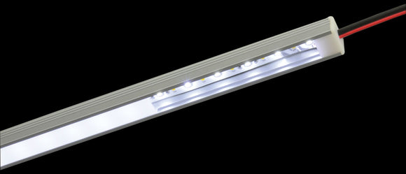LYYT AL2-S1612 - Aluminium LED Tape Profile - Deep Section 2M
