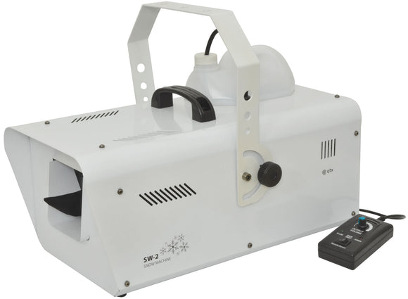 QTX SW-2 - Snow Machine 1200W