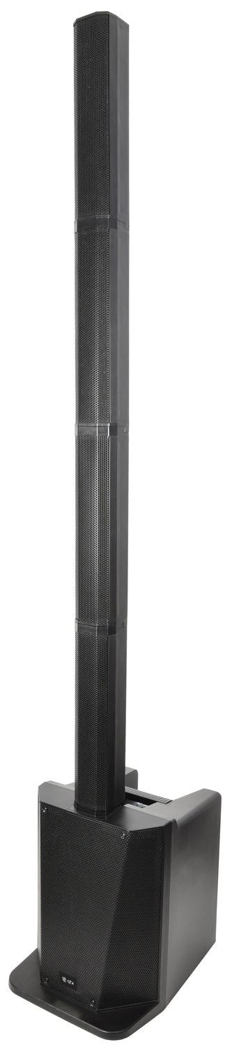 QTX Quorus - Active Column Array with DSP + B/T inc. Bags