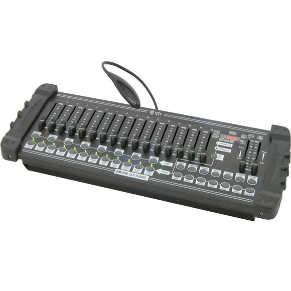 QTX DM-X18 - 384 Channel DMX Controller