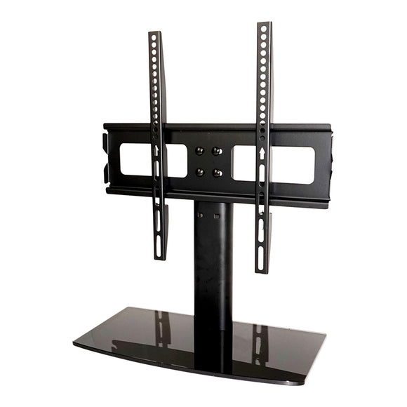 ELECTROVISION A195NA - Universal Tabletop TV Pedestal Stand with Brackets (600x400)