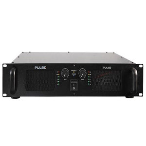 PULSE PLA300 - Power Amplifier, 2x 120W RMS