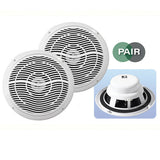 "E-AUDIO B300B - 6.5"" Moisture Resistant Ceiling Speakers (4ohm)"