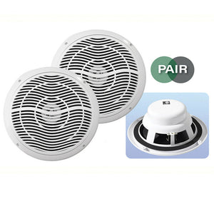 "E-AUDIO B300C - 6.5"" Moisture Resistant Ceiling Speakers (8ohm)"