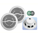 "E-AUDIO B402 - 5"" 80W 2-Way Moisture Resistant Ceiling Speakers (4ohms)"